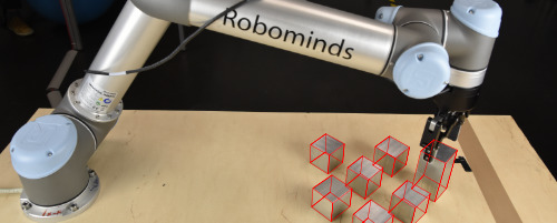 robobrain Vision by robominds