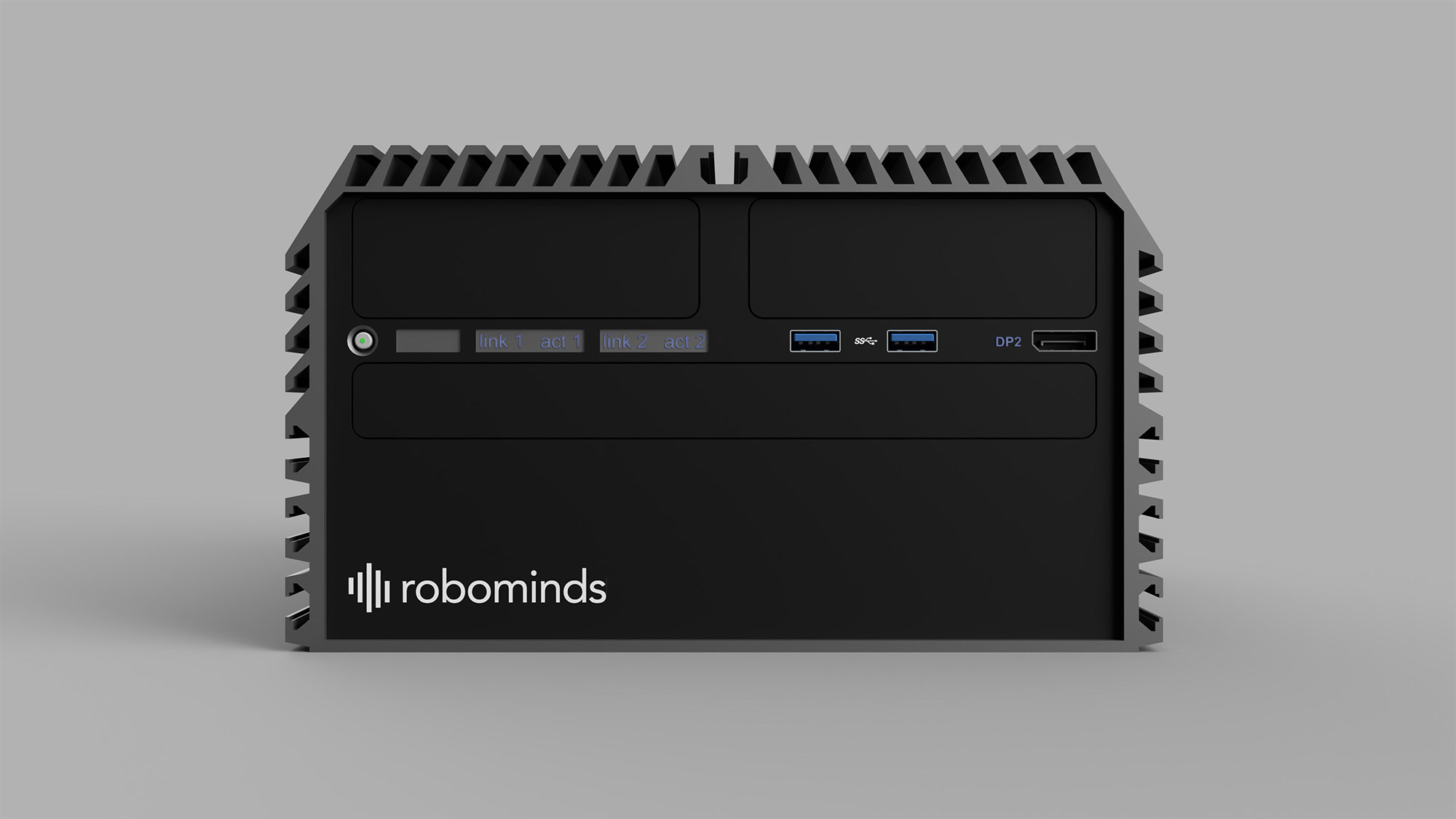 robobrain.control: Roboter Steuerung in a Box by robominds