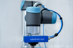 Roboter AI Vision System Kamera: robobrain.vision 2.0 by robominds